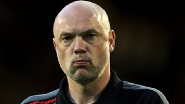 Brentford manager Uwe Rosler