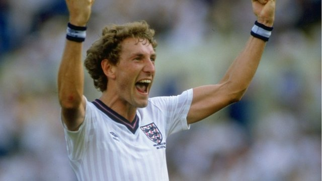 Former England captain Terry Butcher