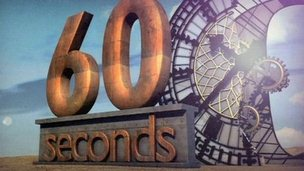 Sixty seconds politics review
