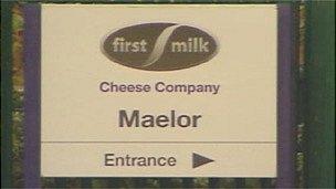 Maelor Creamery
