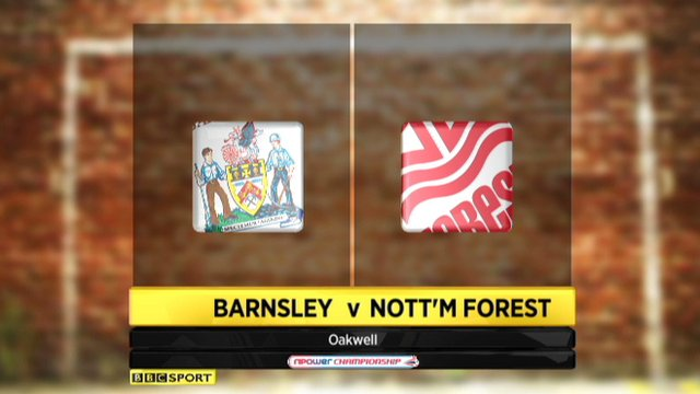 Highlights - Barnsley 1-1 Notts Forest