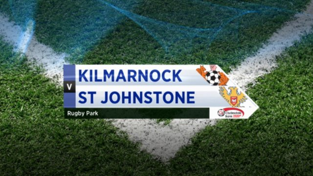 Highlights - Kilmarnock 0-0 St Johnstone