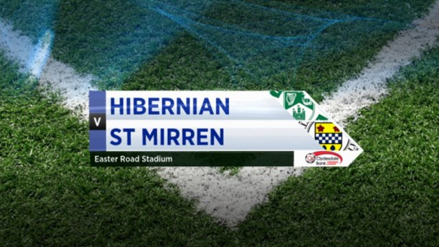 Highlights - Hibernian 0-0 St Mirren