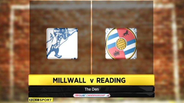 Highlights - Millwall 1-2 Reading