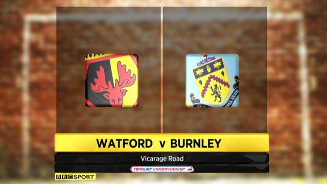 Highlights - Watford 3-2 Burnley