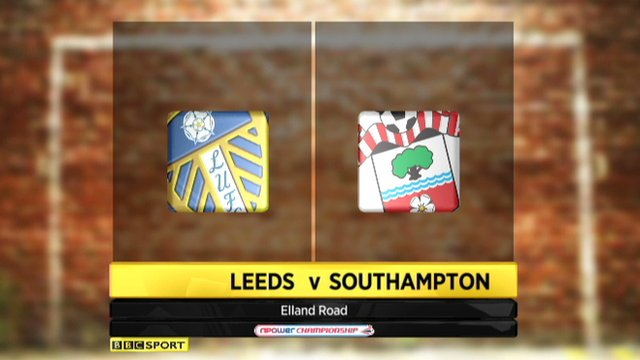 Highlights - Leeds 0-1 Southampton