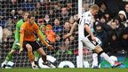 Pavel Pogrebnyak scores for Fulham