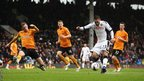 Clint Dempsey scores for Fulham