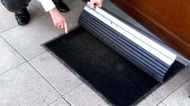 Door mat