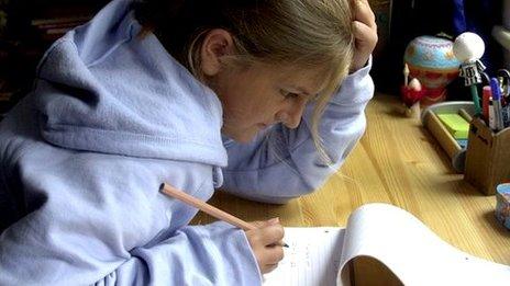 gove scraps homework guidelines