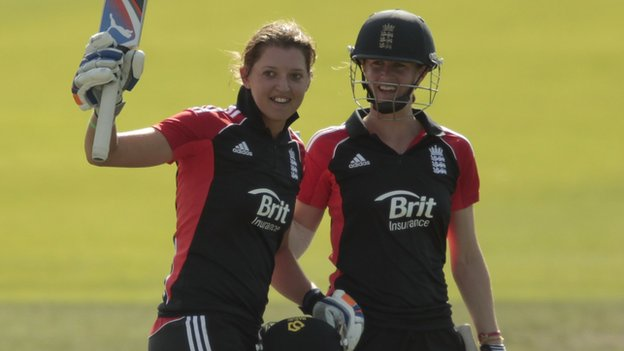 Sarah Taylor and Lydia Greenway