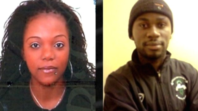 Eric Bikubi and Kristy Bamu's sister, Magalie, were given life sentences