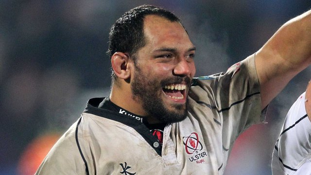 John Afoa 