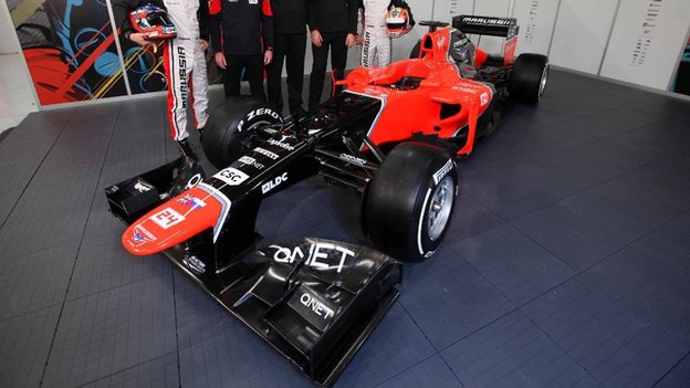 Marussia_MR01