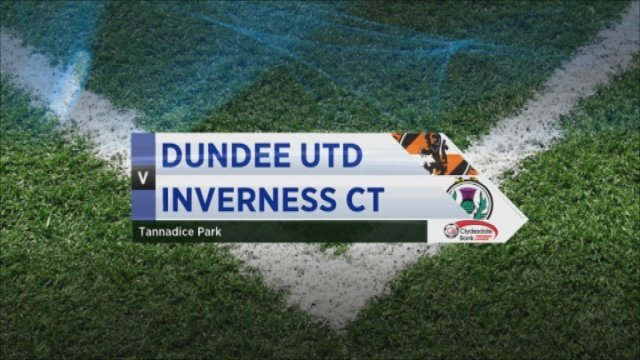 Highlights - Dundee Utd 3-0 Inverness CT