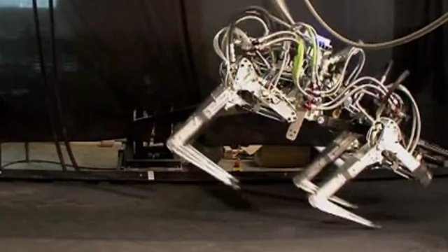 The &#039;Cheetah&#039; robot