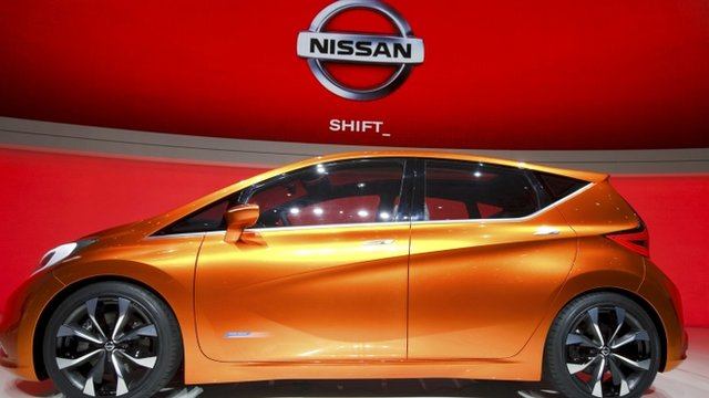 Nissan Invitation model