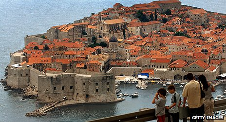 Dubrovnik town