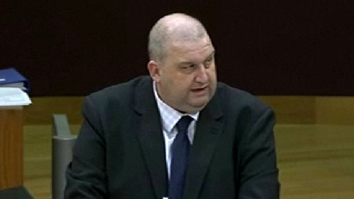 Communities Minister Carl Sargeant