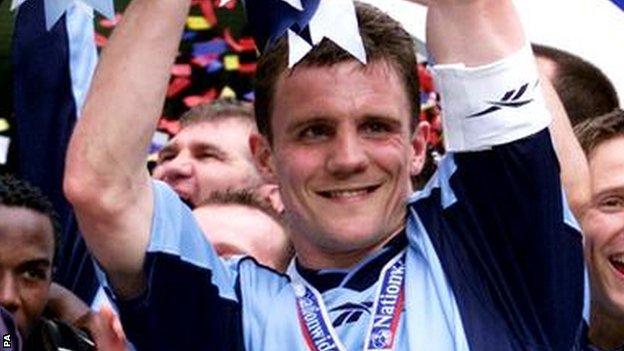 Former Bolton Wanderers and Tottenham player Gudni Bergsson
