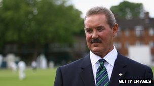 Allen Stanford at Lord&#039;s [11 June 2008]