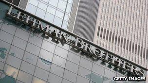 Lehman Brothers logo