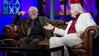 Philip Madoc and Ian Lavender