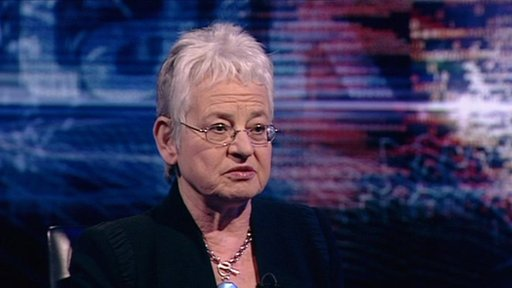 Children's author Dame Jacqueline Wilson