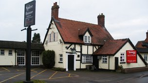Hollybush Inn, Staffordshire