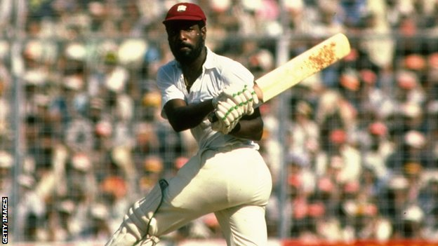 Sir Vivian Richards : Cricket All time greats list