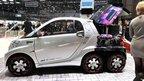 Rinspeed concept car