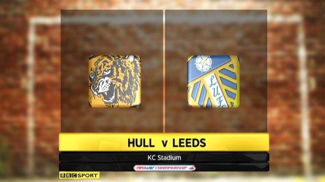 Hull 0-0 Leeds