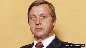 Former premier Kalevi Sorsa