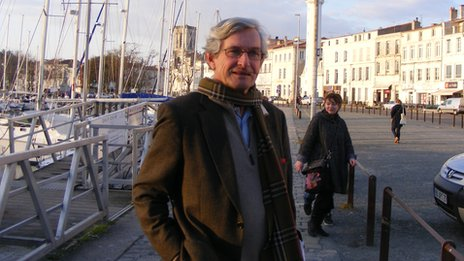 Jean-Marc de Lacoste Lareymondie, National Front (March 2012)