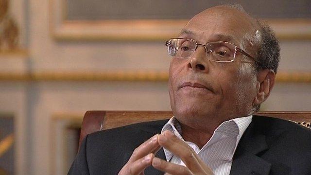 Moncef Marzouki � President of Tunisia