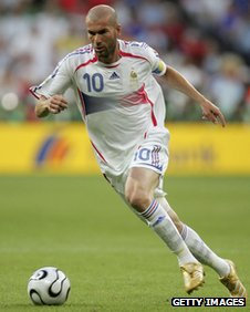 Zinedine Zidane 