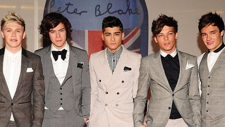 One Direction Add Six More Dates To Uk Tour Cbbc Newsround