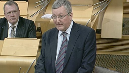 Enterprise and Tourism Minister Fergus Ewing