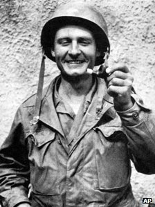 Father Kapaun, photographed in Korea