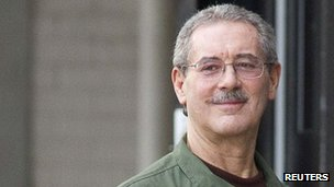 Allen Stanford in Houston, 6 March 2012