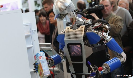 Karlsruhe Institute of Technology&#039;s robot