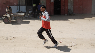 Nader Almassri, Gaza&#039;s Olympic runner
