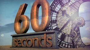 BBC Sunday Politics East: 60 seconds