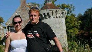 Rebecca and Craig bell