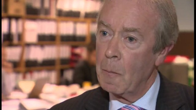 Paul McGarry, former employer of Chris McManus