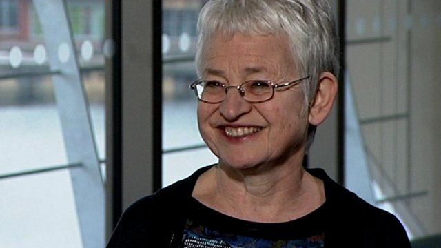 Dame Jacqueline Wilson