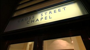 Cross Street Chapel