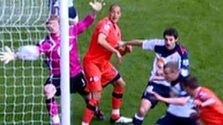Clint Hill, goal-line technology