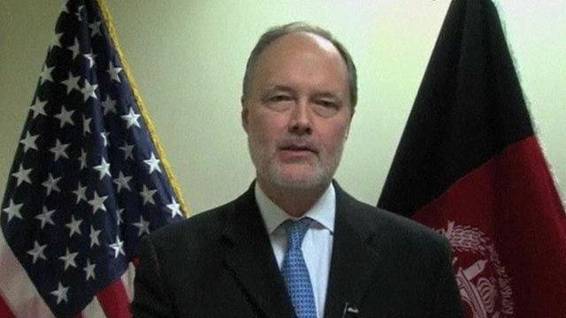 James Cunningham, Acting US Ambassador, Kabul