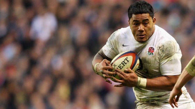 England&#039;s Manu Tuilagi